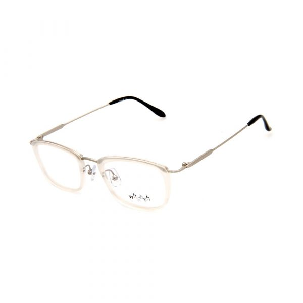 WHOOSH Vintage Series Crystal Clear Rectangle OK16319 C2 Eyeglasses