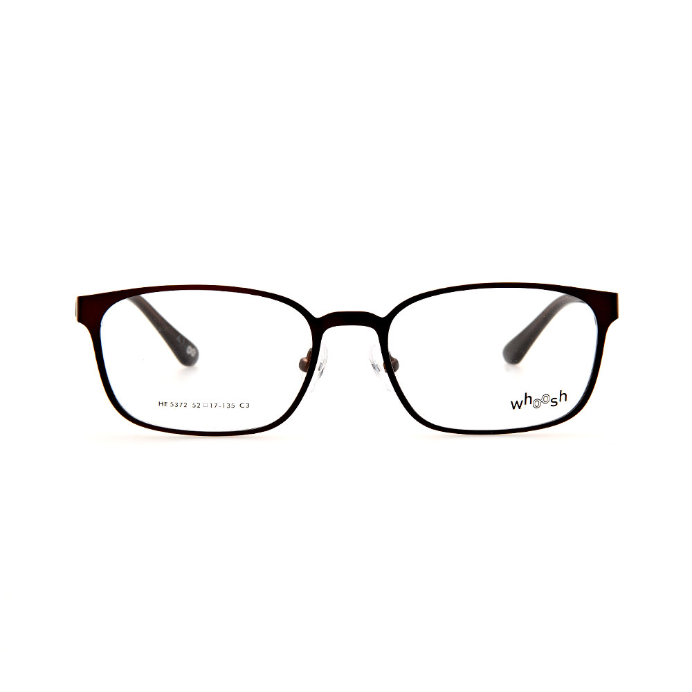 WHOOSH Urban Series Tortoise Rectangle HE5372 C3 Eyeglasses