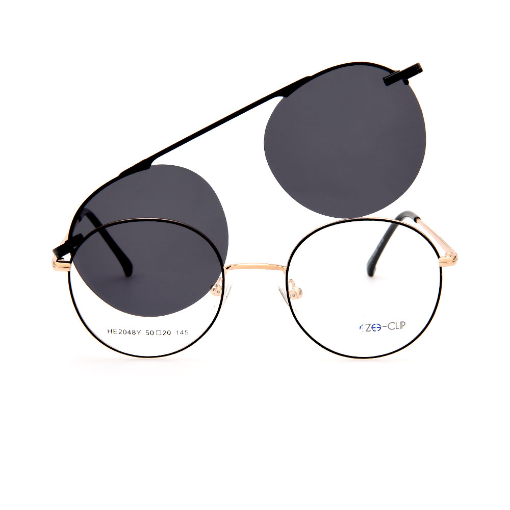 EZE CLIP HE2048Y C2 CLIP ON GLASSES