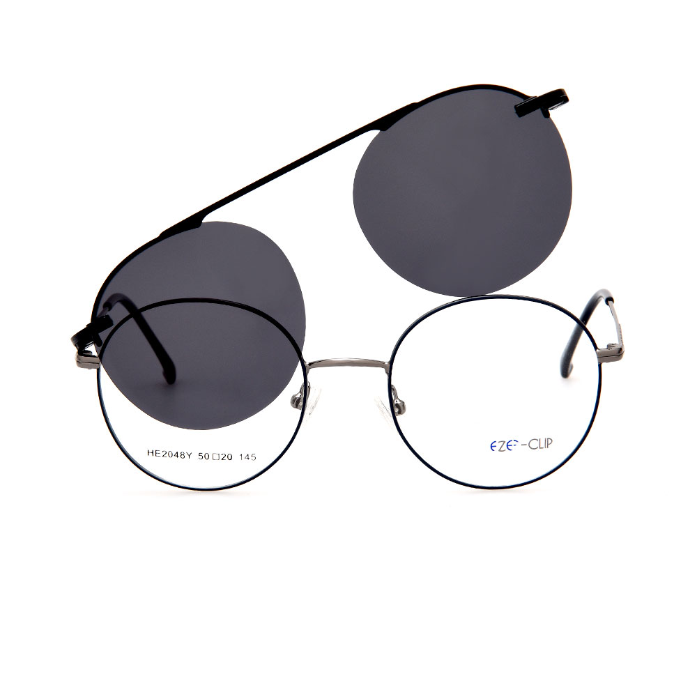 EZE CLIP HE2048Y C5 CLIP ON GLASSES