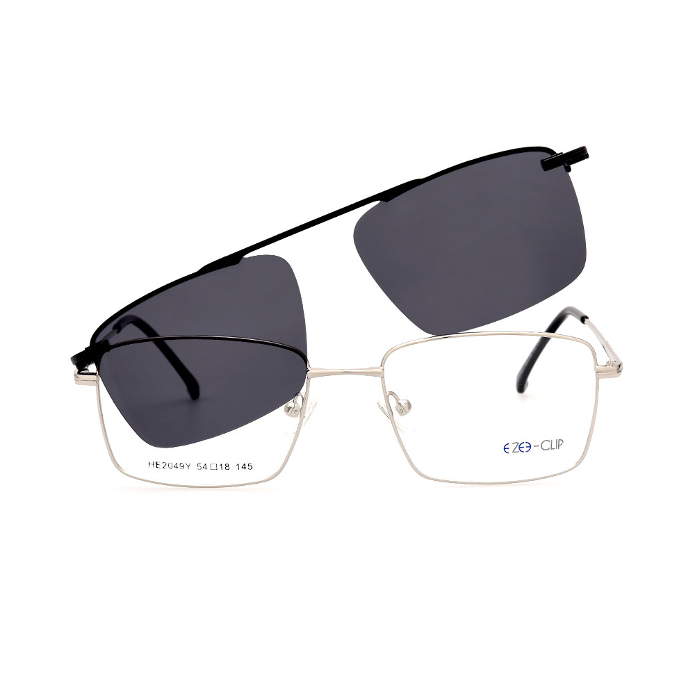 EZE CLIP HE2049Y C4 CLIP ON GLASSES