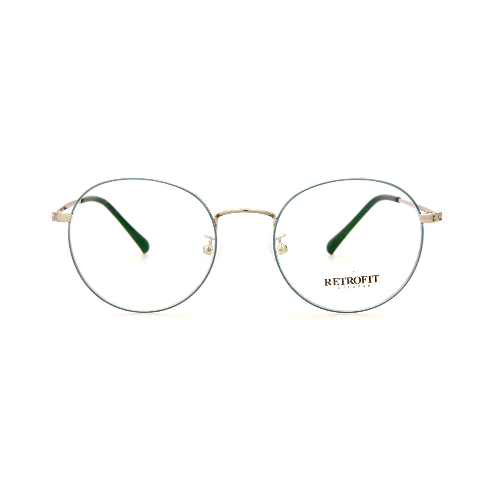 RETROFIT WFIH1037 C4 Blue Eyeglasses