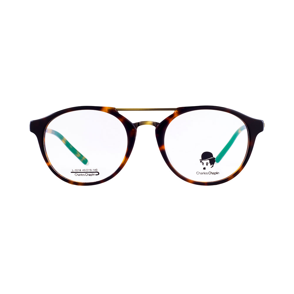 CHARLES CHAPLIN Classic-Retro Eyeglasses ODL1018 C2