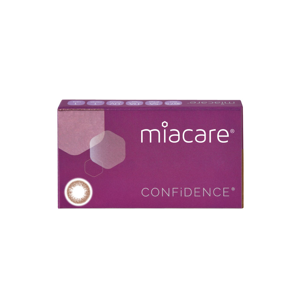 Miacare Confidence Chic Color Monthly (1 PCS)