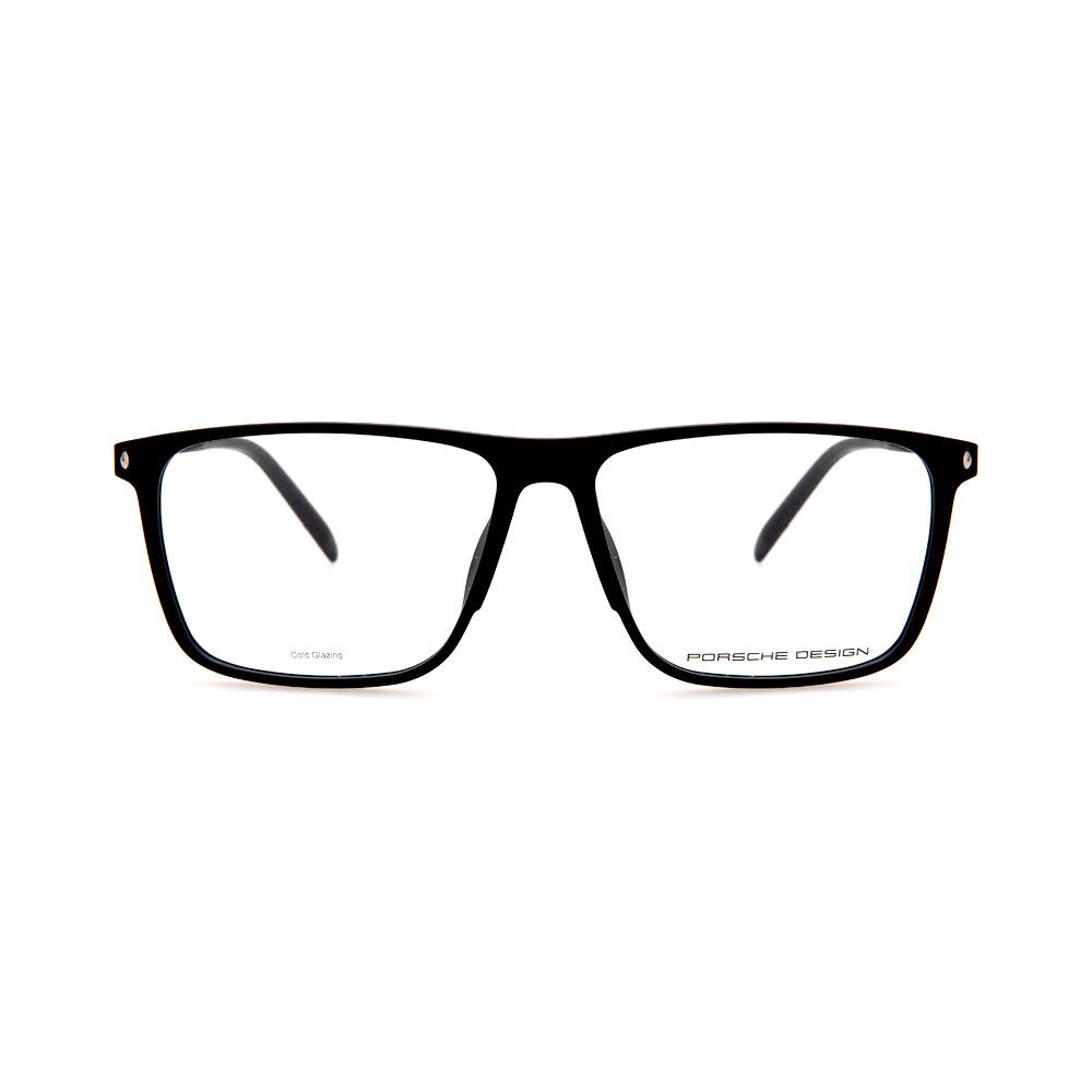 PORSCHE DESIGN Black Square 8334 A Eyeglasses