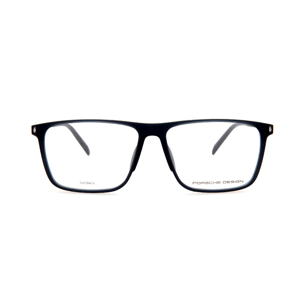 PORSCHE DESIGN Black Square 8334 C Eyeglasses