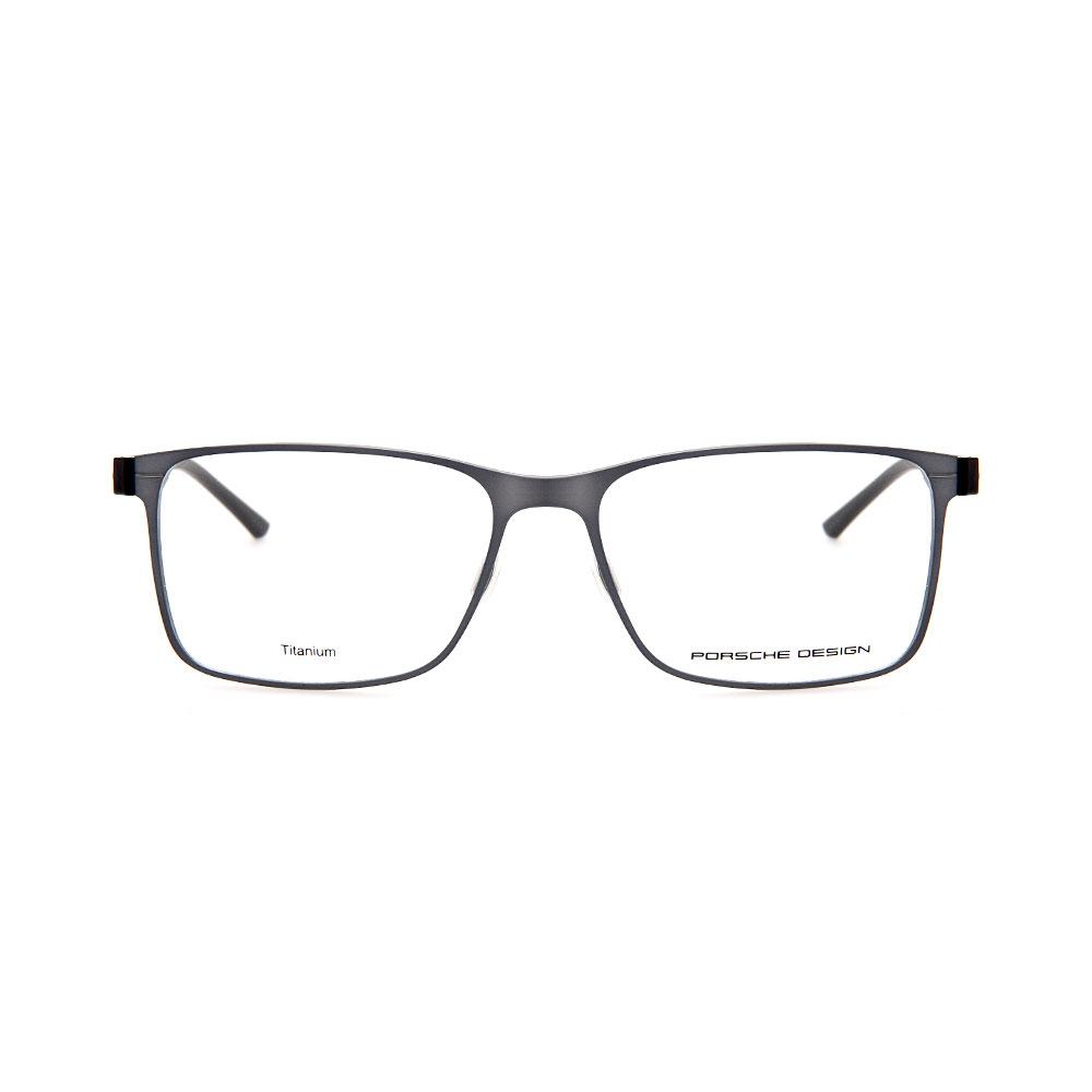 PORSCHE DESIGN Silver Rectangle 8346 C Eyeglasses