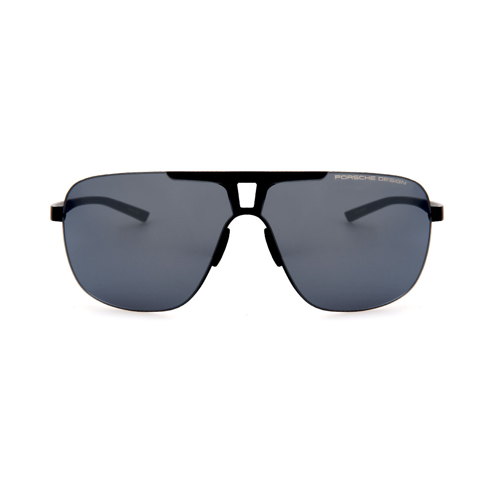 PORSCHE DESIGN Black Aviator 8655 A Sunglasses