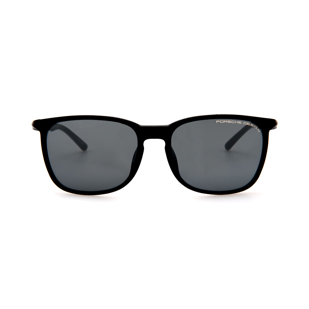 PORSCHE DESIGN Black 8673 A Sunglasses
