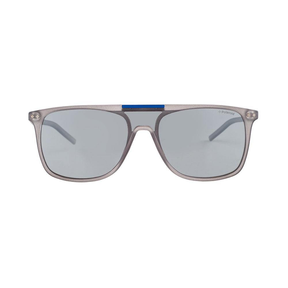 POLAROID POAPL6024FS1TJDJB PLD6024FS/ TJDJB Male Silver Sunglasses