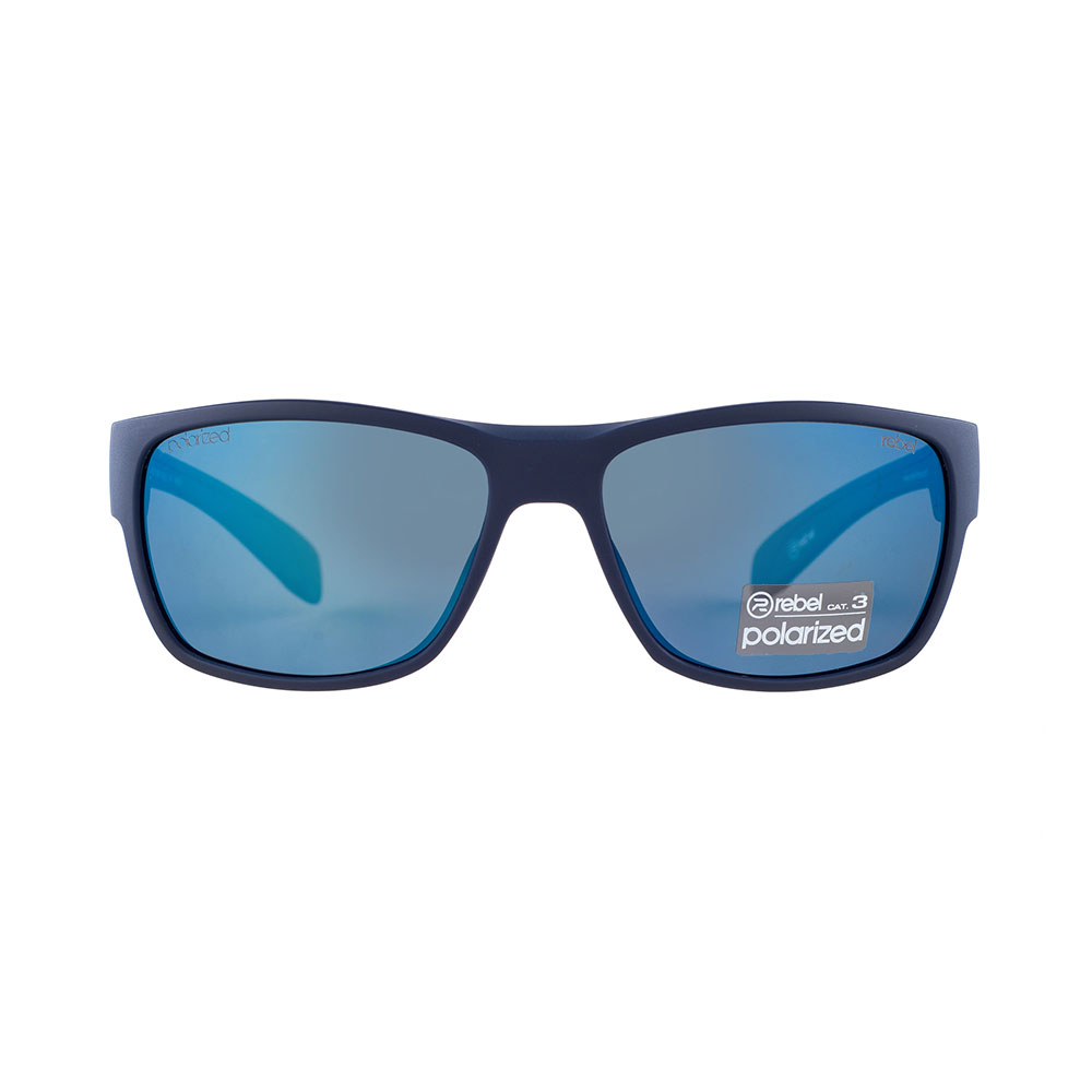 REBEL RBL7824R BB026 Brad Male Blue Polarized Sunglasses