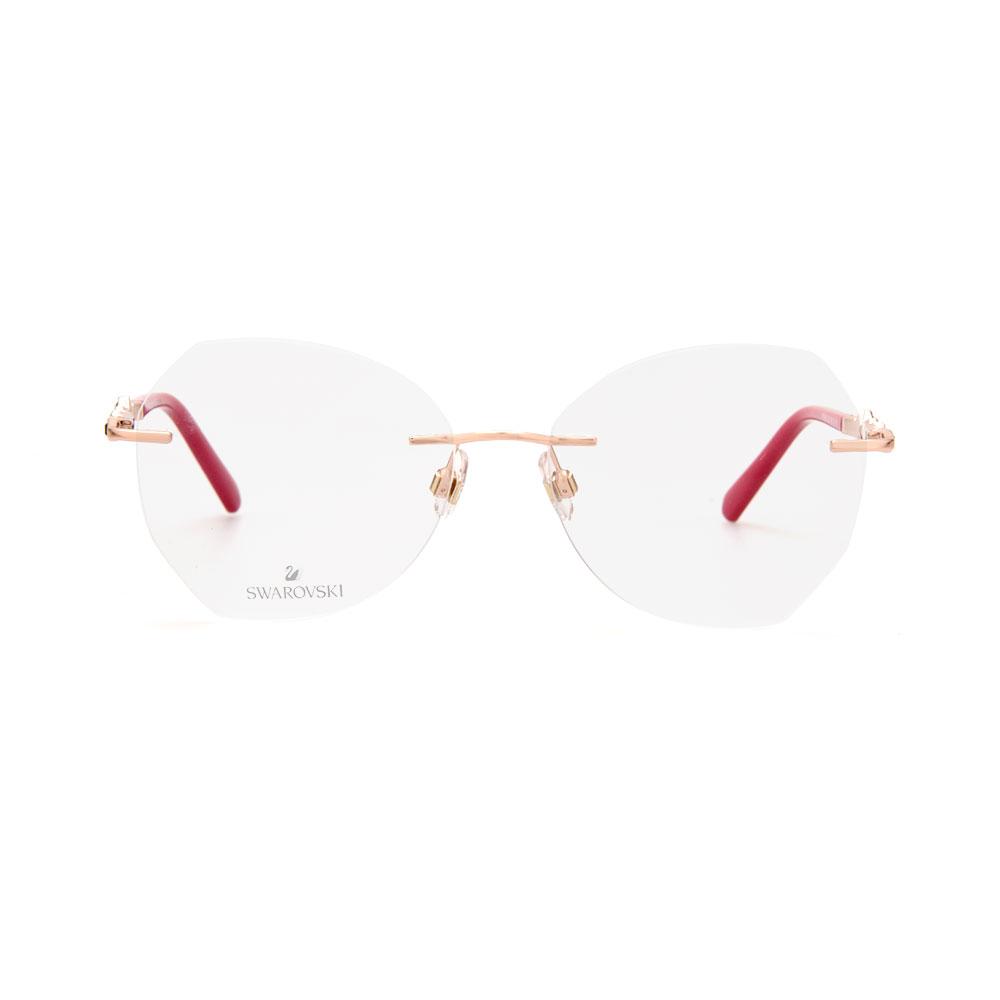 SWAROVSKI SK5345 028 Eyeglasses