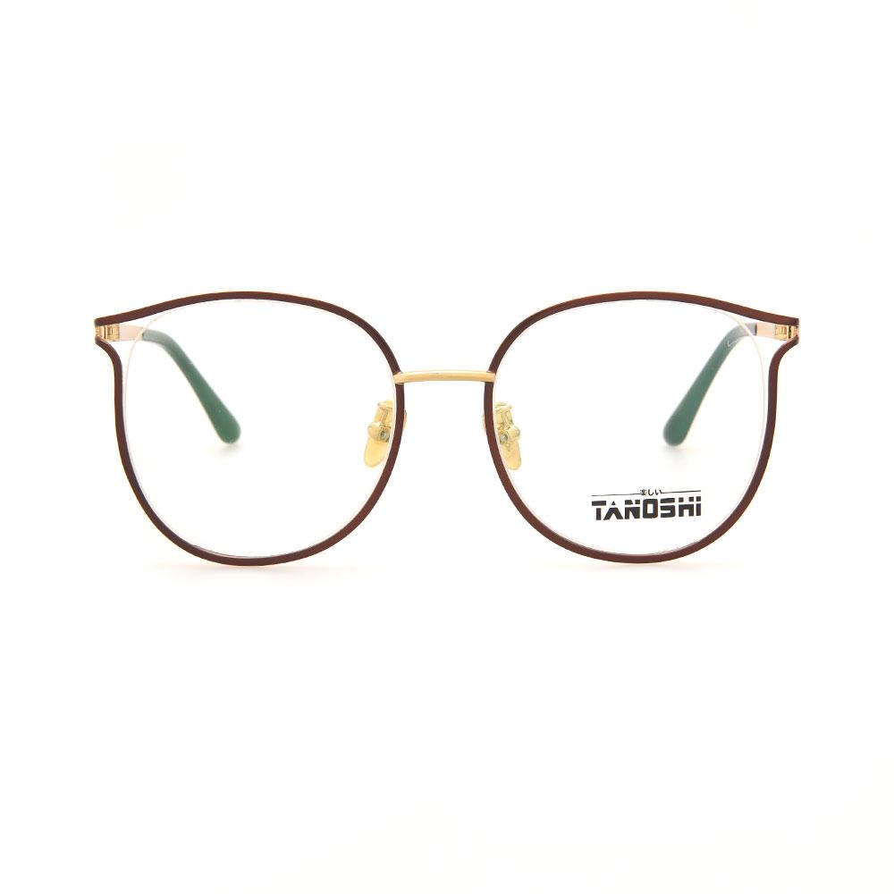 TANOSHI DE16217 C02 Oversize Eyeglasses