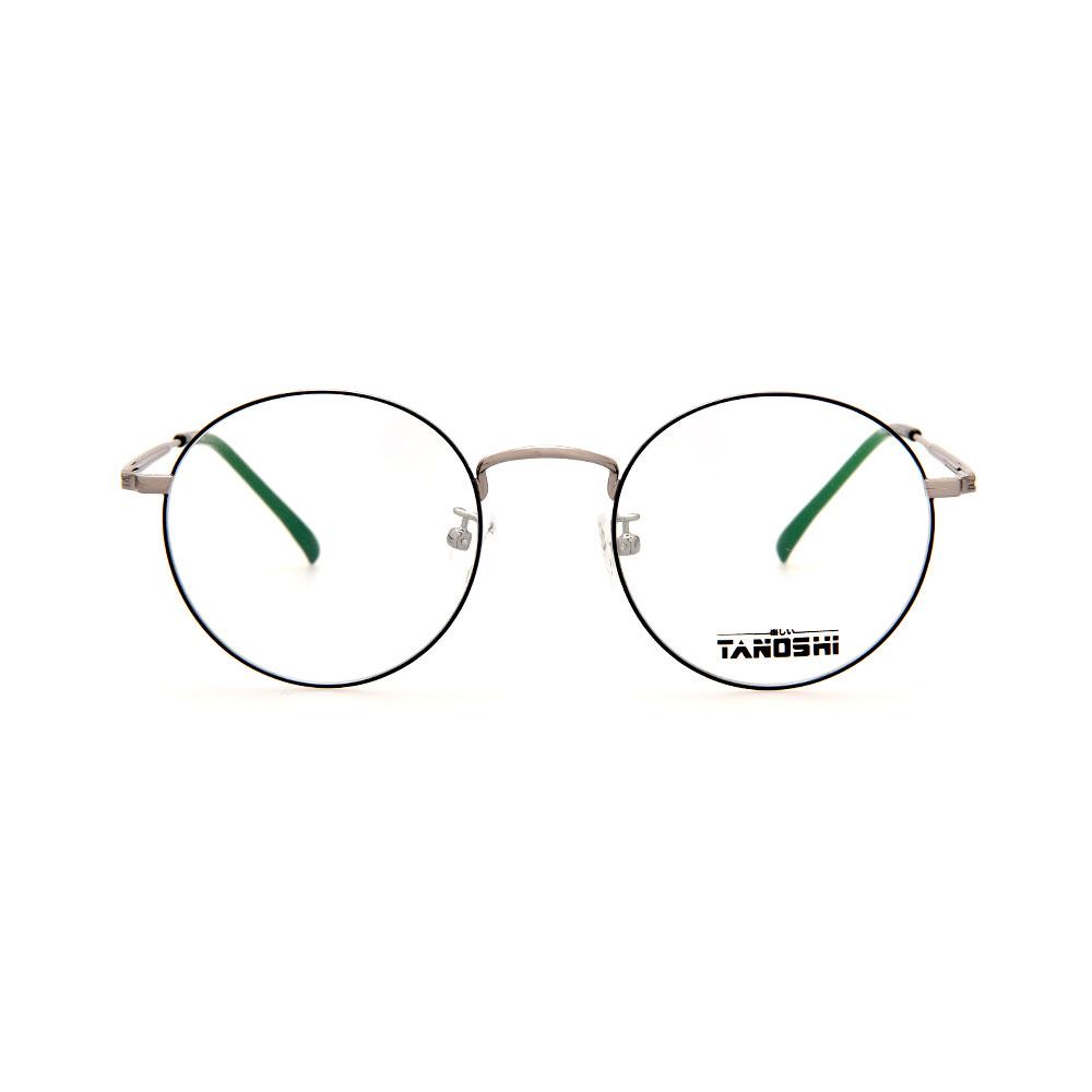 TANOSHI DE16328 C04 Round Eyeglasses