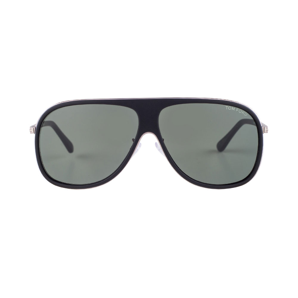 TOM FORD Chris Aviator Black TF0462F 02N Sunglasses