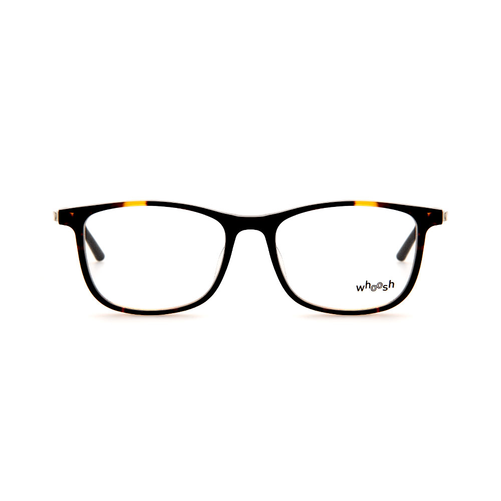 WHOOSH Vintage Series Tortoise Rectangle TT4202 C2 Eyeglasses