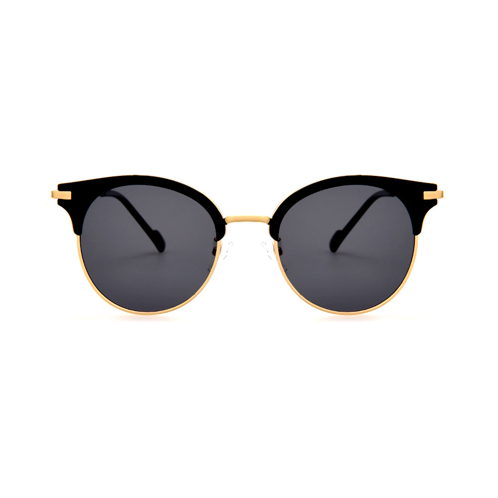 MADDOX Cat-Eye Female Black WFS5040 C1 Sunglasses