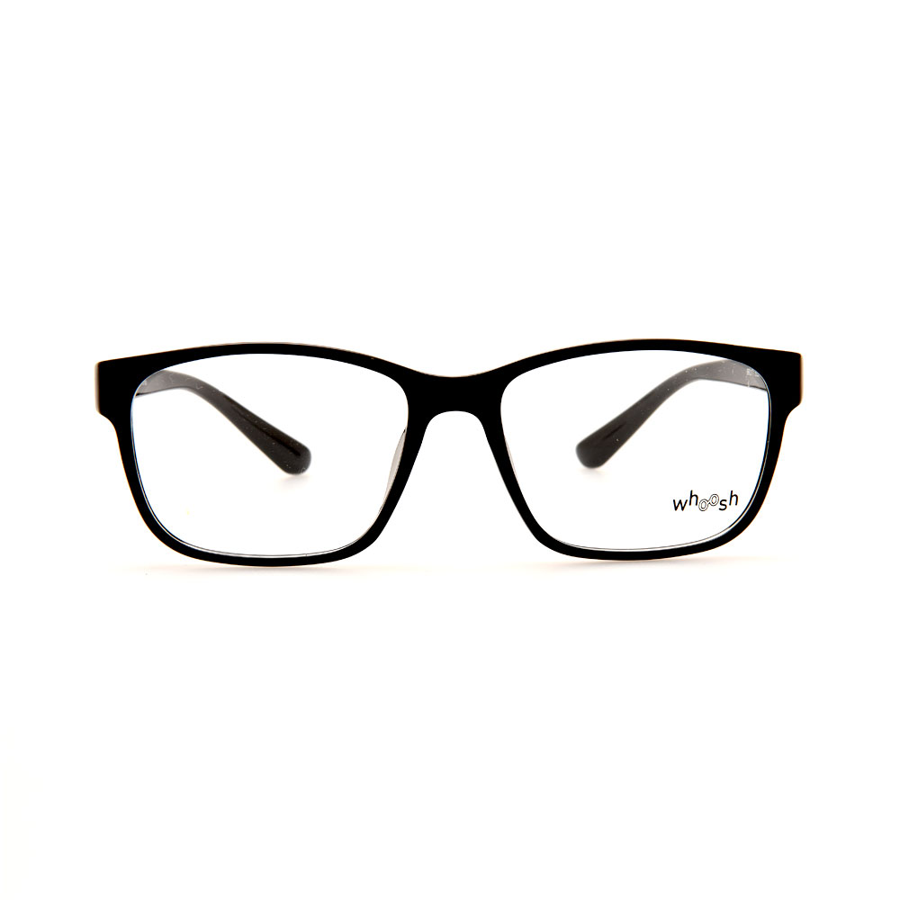 WHOOSH Black Square BR2171 C1 Eyeglasses