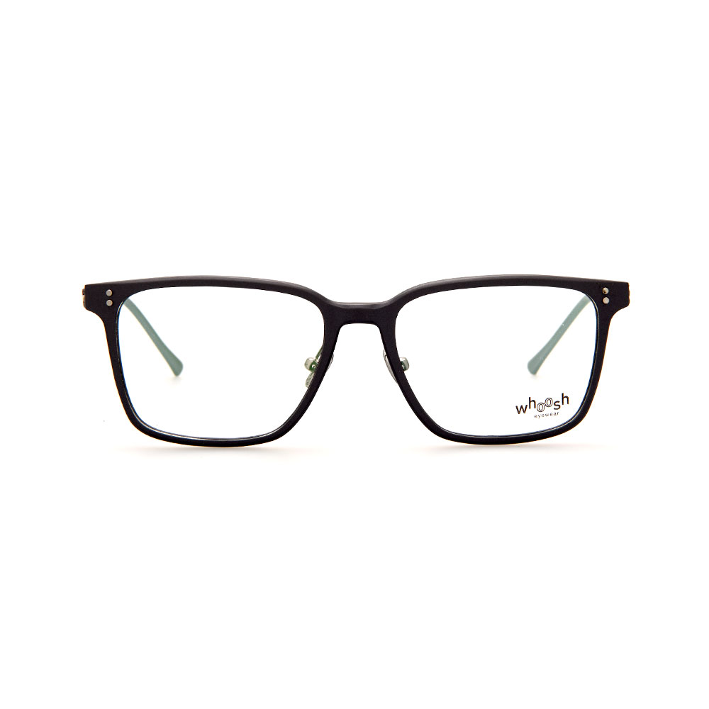 WHOOSH Urban Series Blacak Square WFIH1003 C1 Eyeglasses