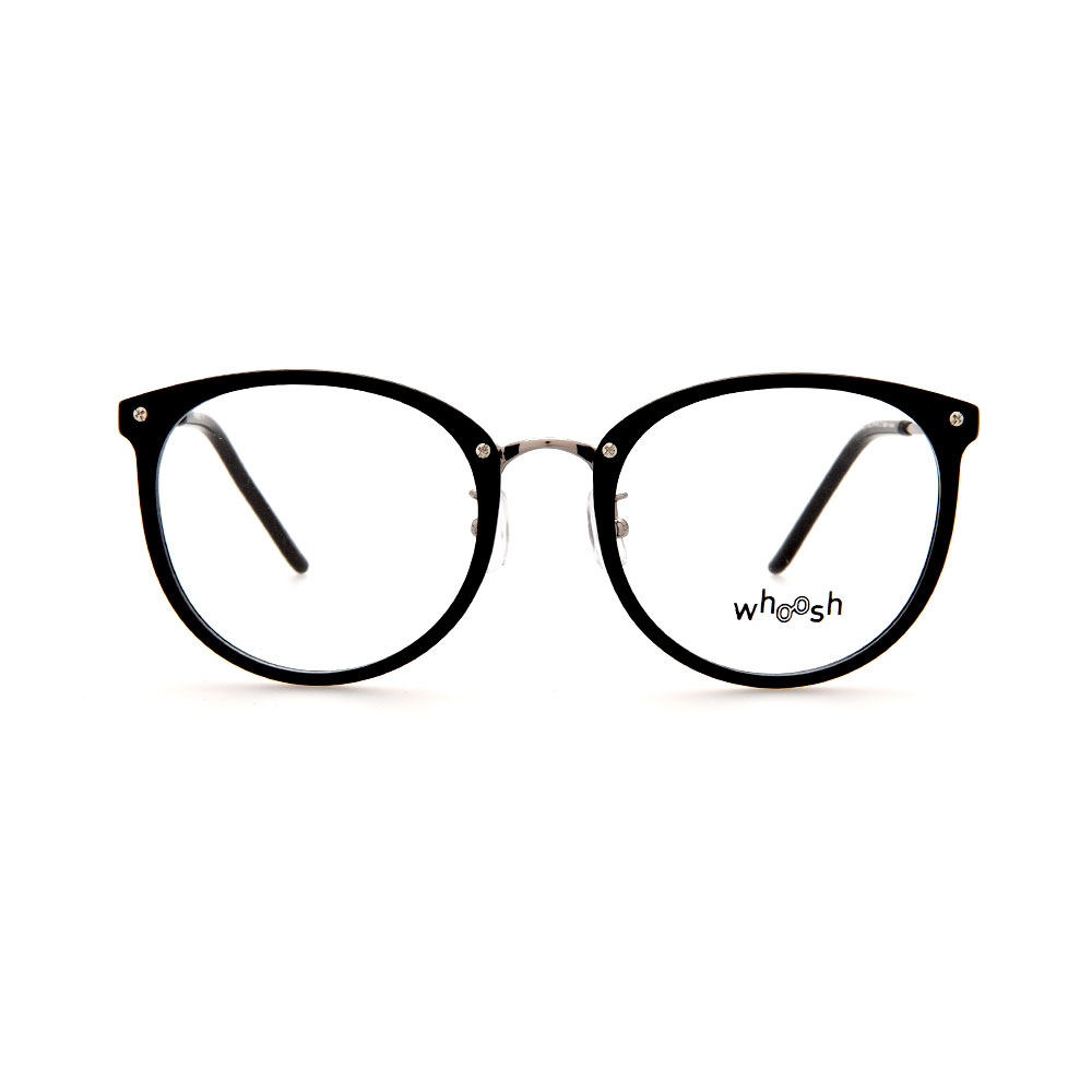 WHOOSH Vintage Series Oval Black OK16323 C3 Eyeglasses
