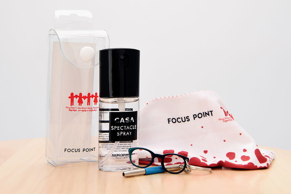 """Focus Point """"Eyes of the World"""" Campaign"""