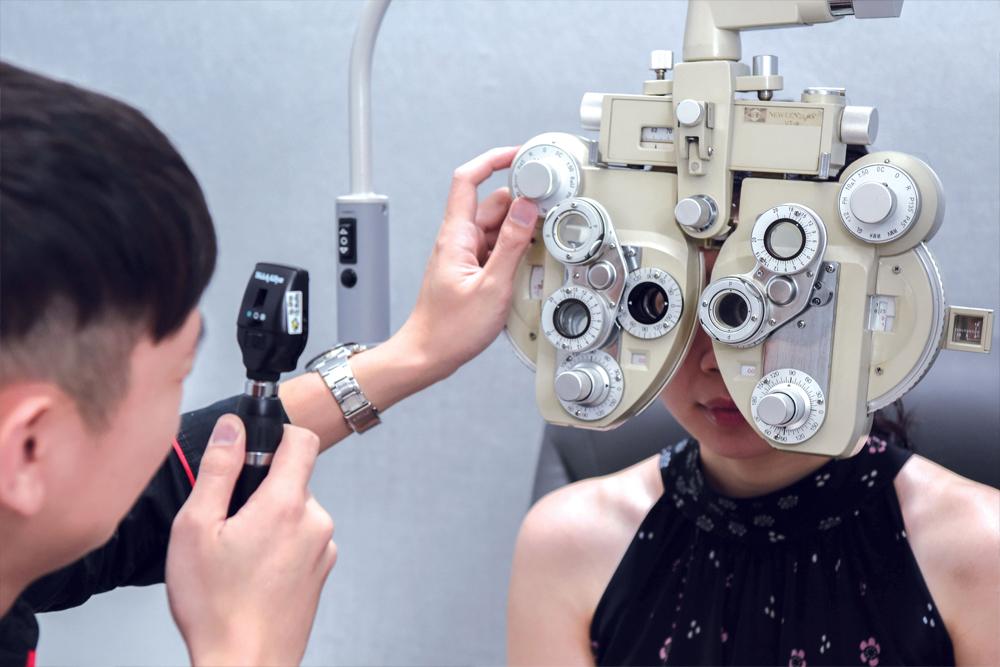 Eye Test Guide